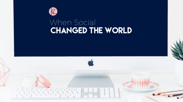 When Social Media Changed the World… and the Quest Towards Business Growth